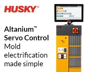 Husky Altanium Servo Control