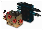 Hydraulic cartridge products