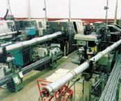 Hydrobar hydrodynamic bar feeders