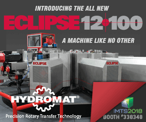 Hydromat Eclipse