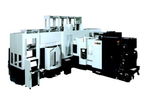 Mazak Manufacturing Cell
