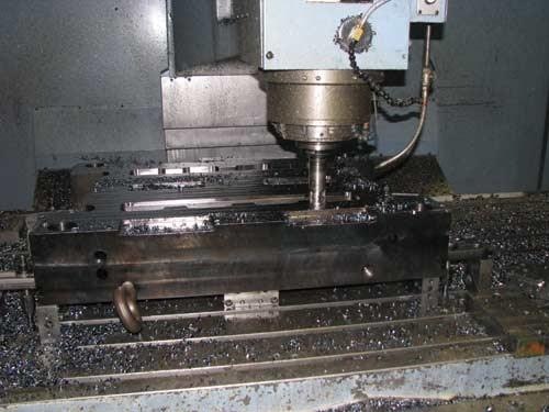 OKK 1260 milling machine