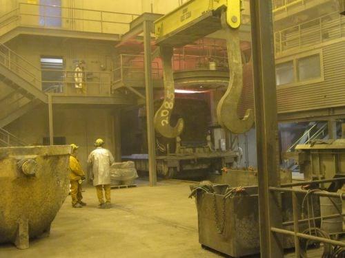 ladle metallurgy furnace