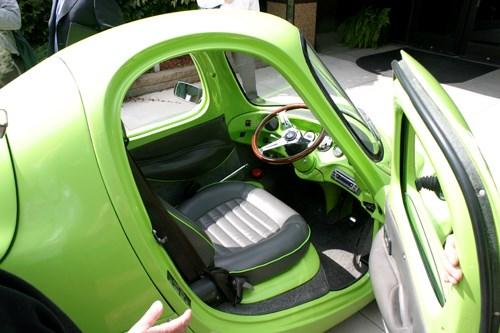 Mayers Motors NmG, interior