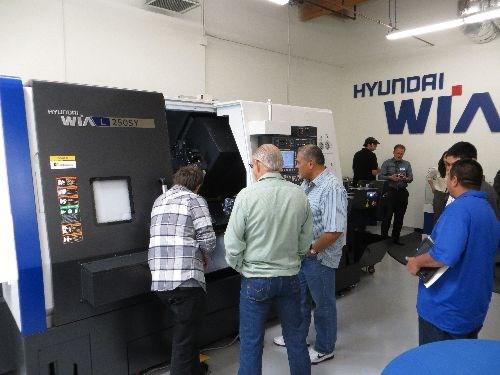 Hyundai WIA KIT450 L150A