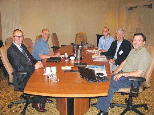 ISTMA World Board