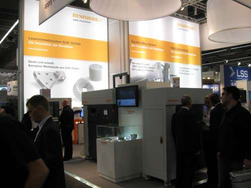 Renishaw, an important name in additive manufacturing