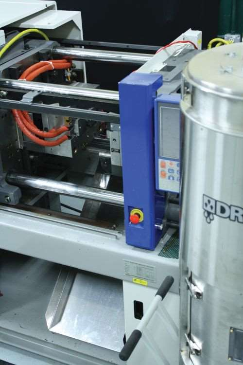 toyo all electric injection molding machine