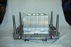 large container mold