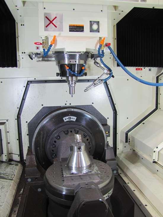 YBM 630 V jig borer