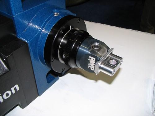 RWP-003 dovetail fixture.