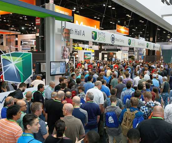 crowds at IMTS 2016