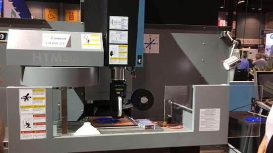 Hurco add-on 3D printing head