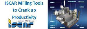 Iscar Milling Tools. Crank Up Productivity!