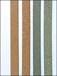 Improper mixing of wood-plastic profiles