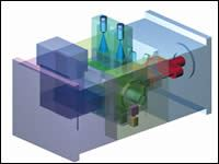 In-mold coating system