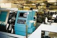 Index ABC CNC screw machines