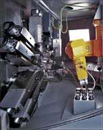 Index machine tool