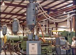 Indexing multi-bed desiccant dryers