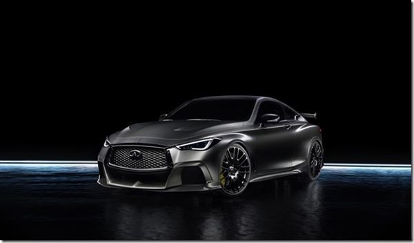 INFINITI, F1 and Your Garage image