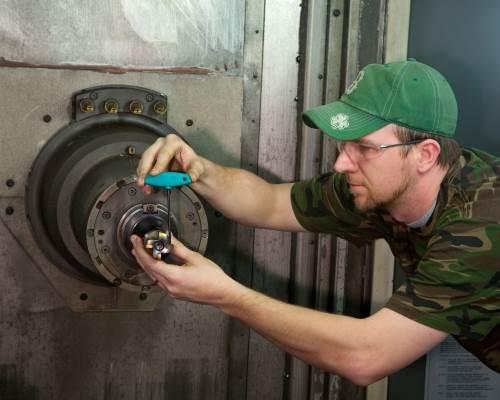 Ingersoll Power Feed+ milling cutter