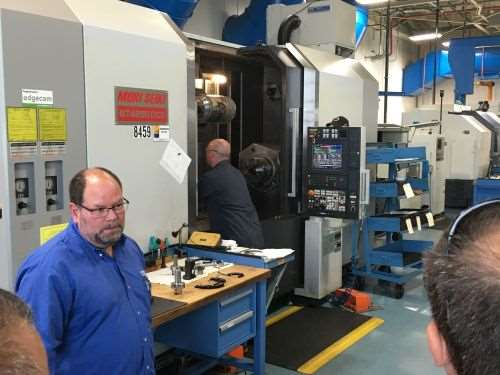 high-precision mill turn center