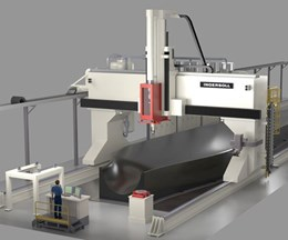 Ingersoll Wide and High Additive Manufacturing system