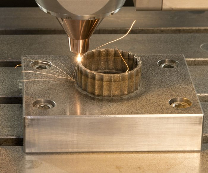 Integrating Additive Manufacturing without Inhibiting Machining