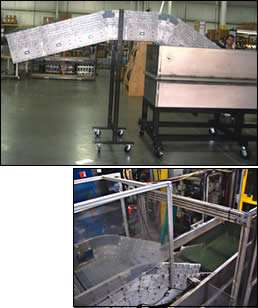 Ipex reduced mold cycle times