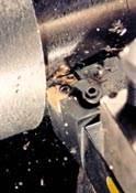 Iron machining