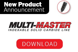 New Product Announcement: Multi-Master Indexable Heads