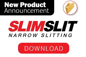 Iscar New Product Announcement: SlimSlit Narrow Slitting