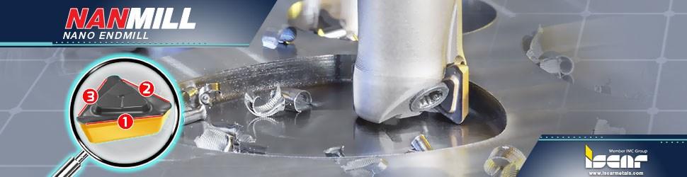 Iscar NANMILL Nano Mill