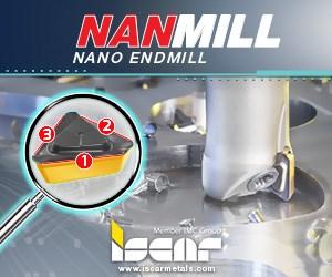 Iscar NANMILL NANO Endmill