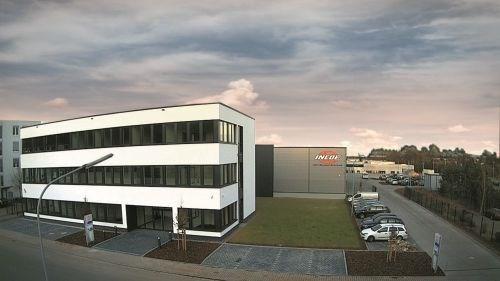 Incoe's new European headquarters