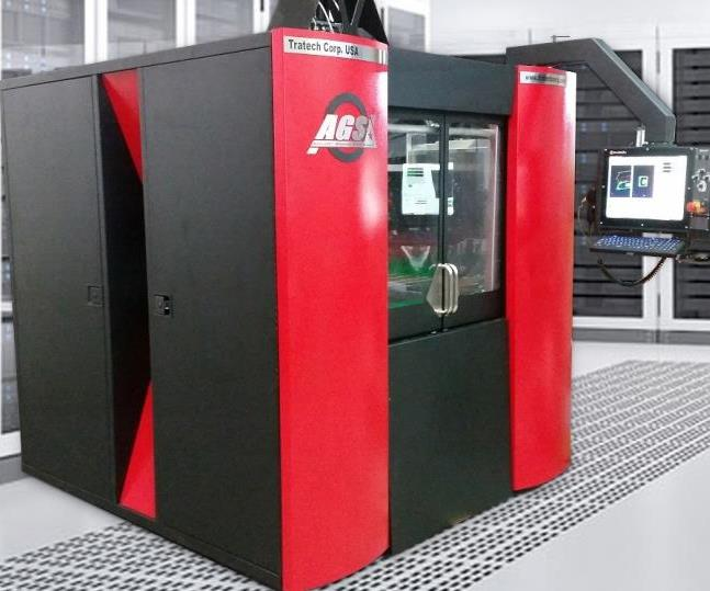 Tratech's Advanced Grinding System