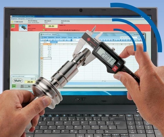 Mahr Federal MarCom Professional metrology software