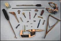 JKB implants and medical tools
