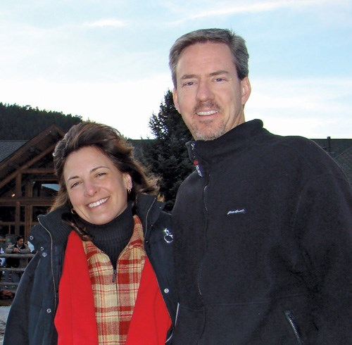 Jeff&wife mug shot