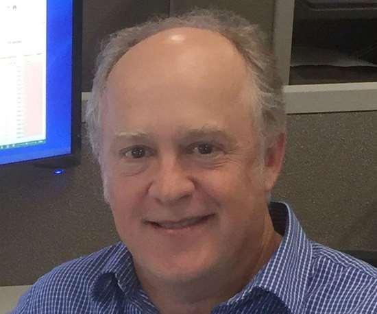 Jim McCraw, Applications Engineer