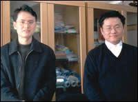 Jonathan Fan and Arthur Zhu