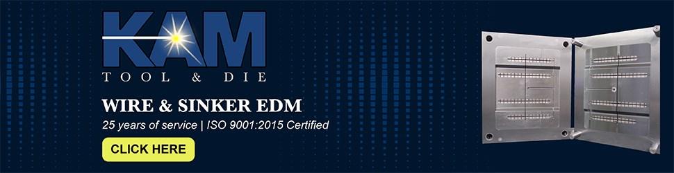 KAM Tool & Die Wire & Sinker EDM