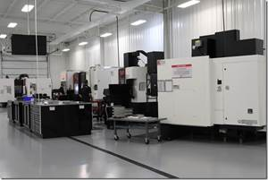 Racing to Advanced Manufacturing