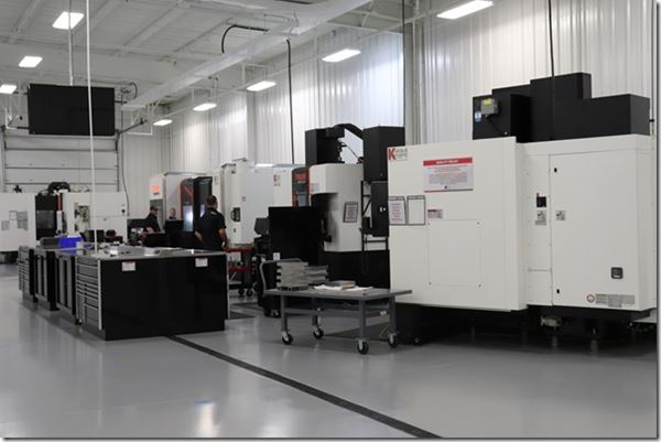 Racing to Advanced Manufacturing image