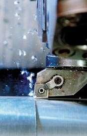 KC5410 PVDTiB2coated metalcutting insert