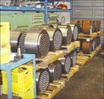 Kaltech manufactures large bolts