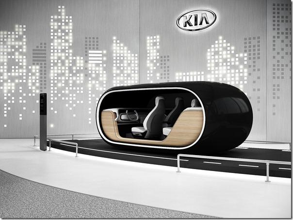 Kia looks to post-autonomous driving era at CES 2019
