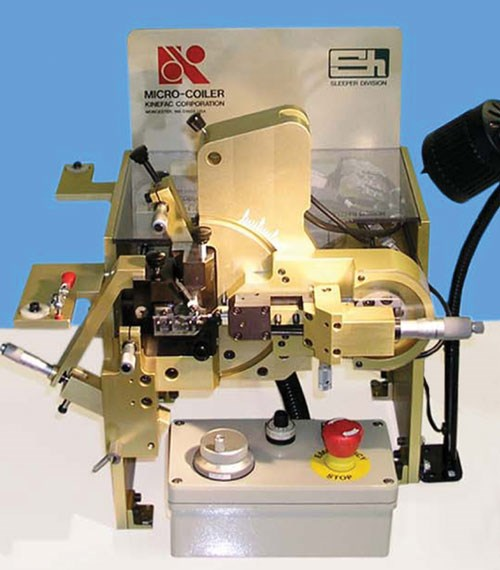 Kinefac Micro-Coiler