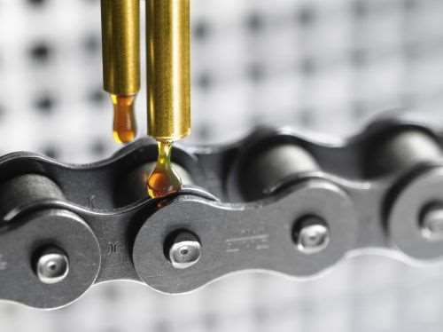 proper machine tool lubrication