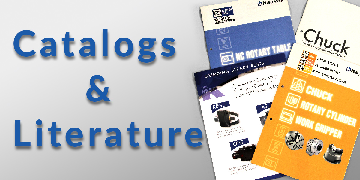 Catalogs and literature supporting image